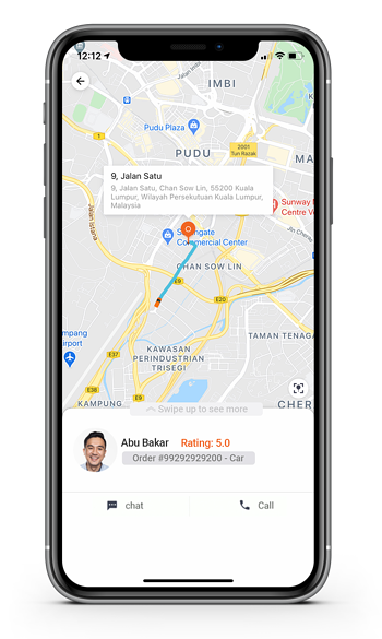 4. Track orders in real time