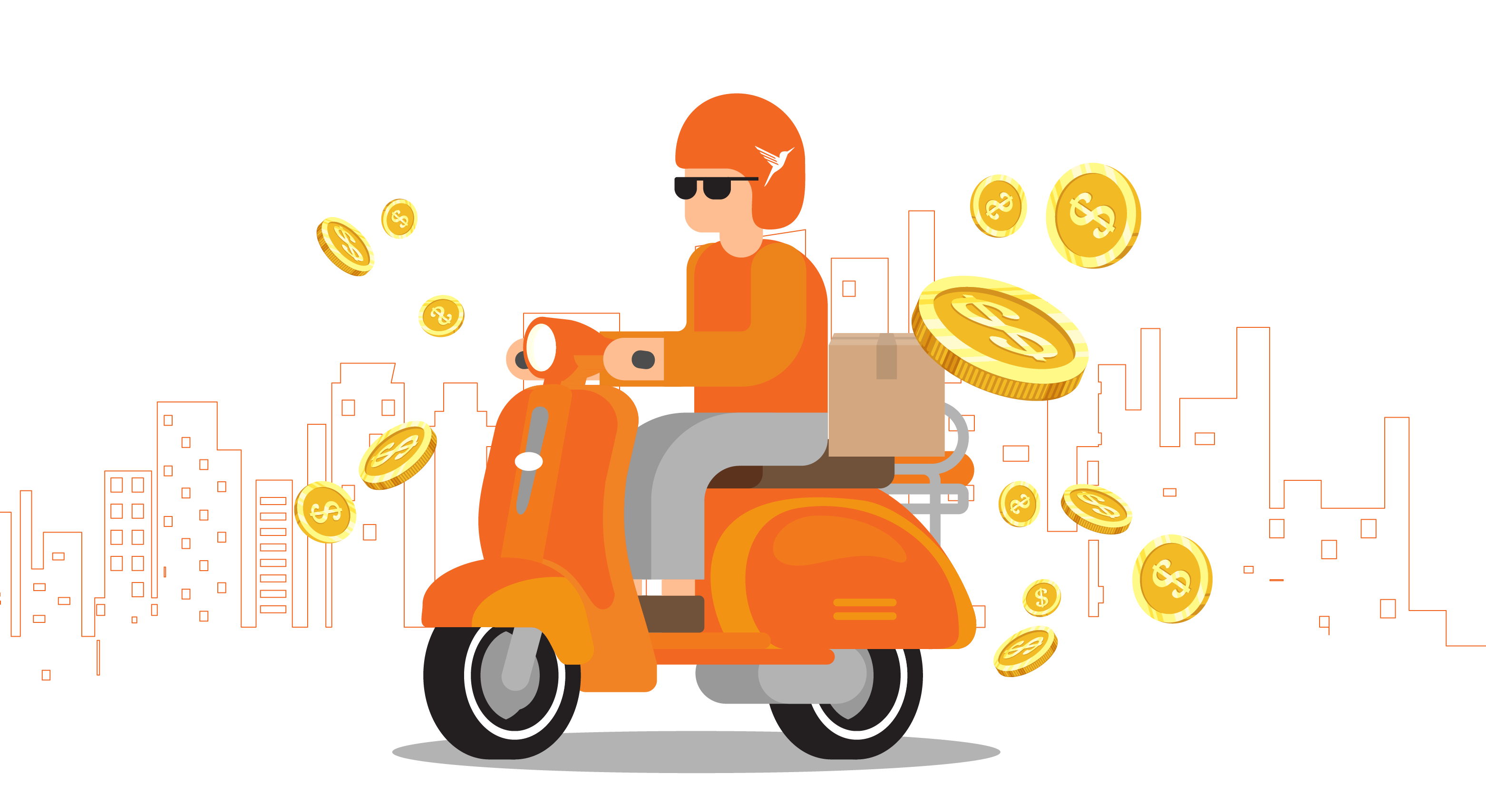 drive and earn, be a Lalamove driver