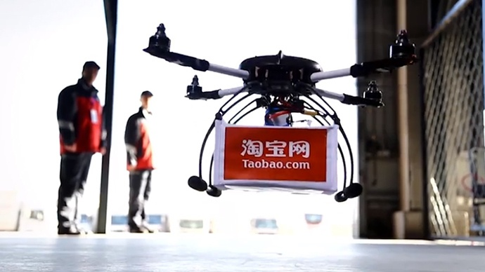 Delivery drone