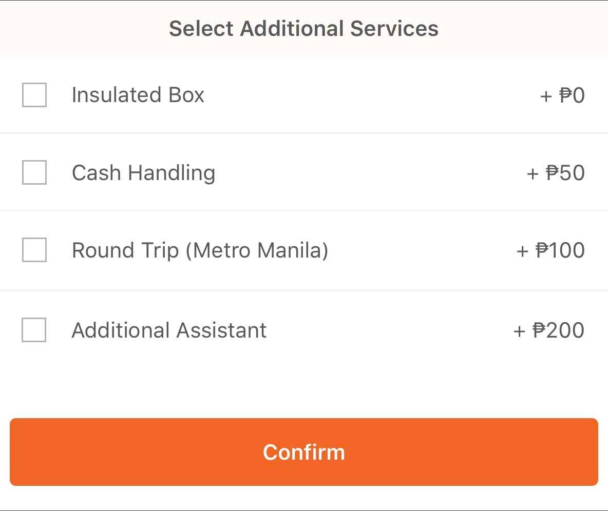Lalamove Manila services