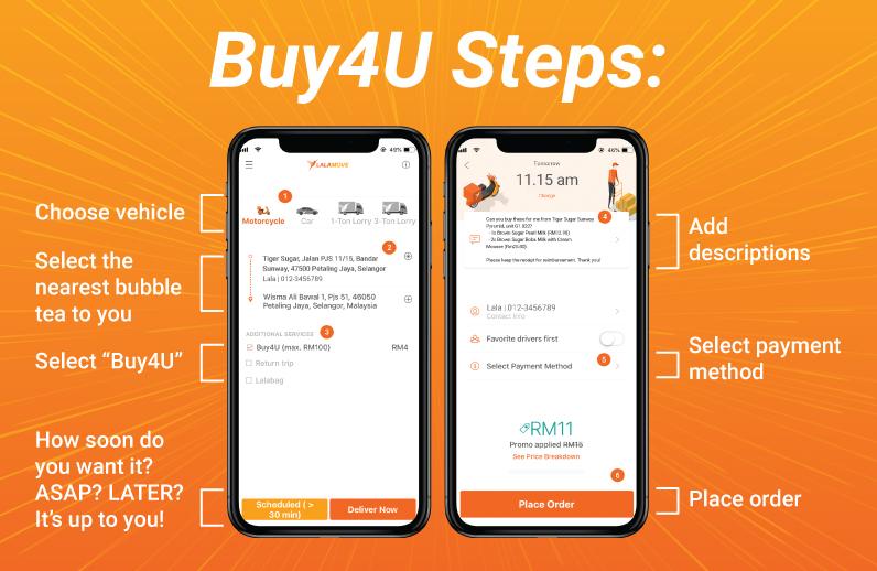 Buy4U-Steps