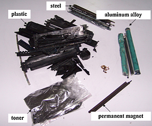 Cartridge parts