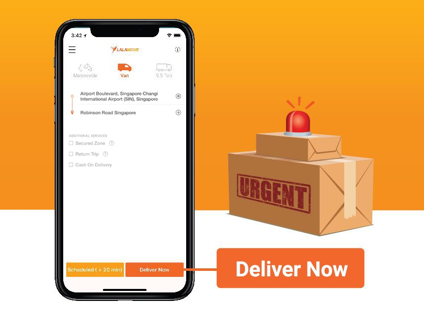 Deliver-now