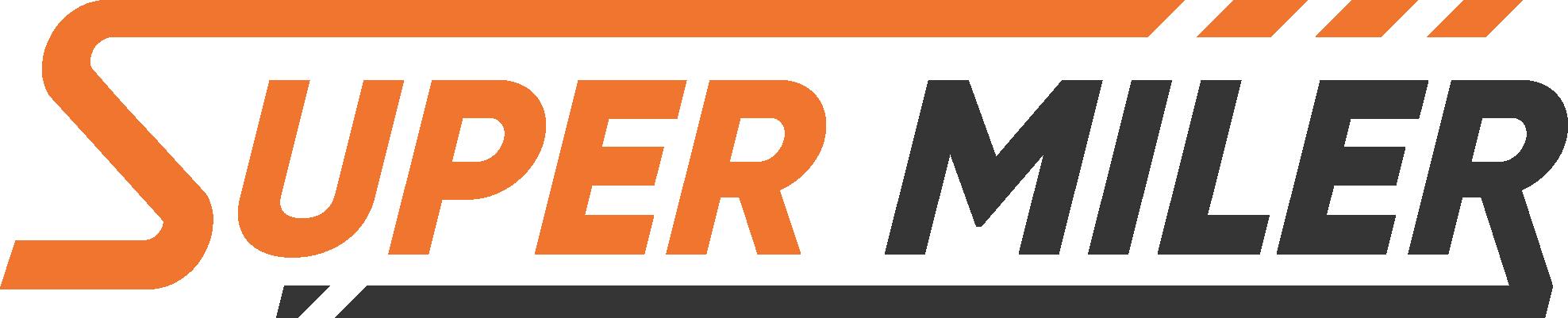 Super Miler Logo