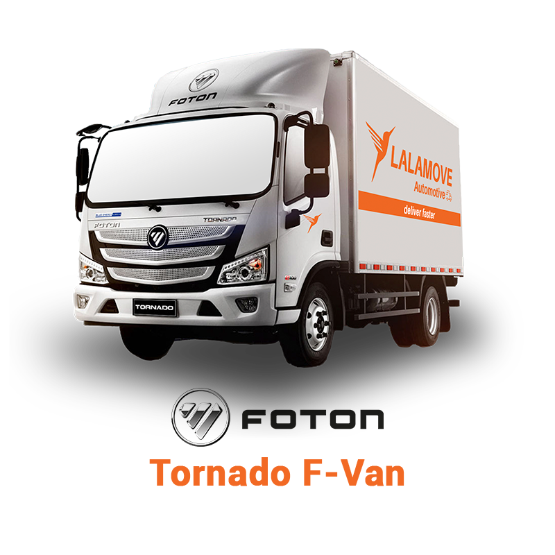 Foton-Tornado