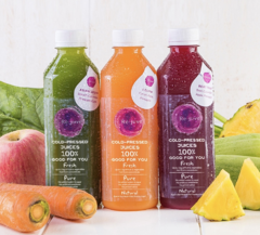 Cold Pressed Juice from Rejuve | Lalamove Client, Delivery Food with Lalamove