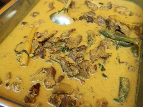 Gulai Daging Salai