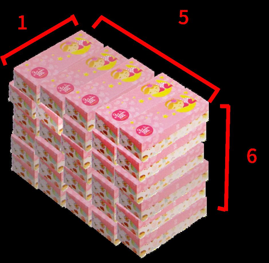 12.彌月蛋糕堆疊