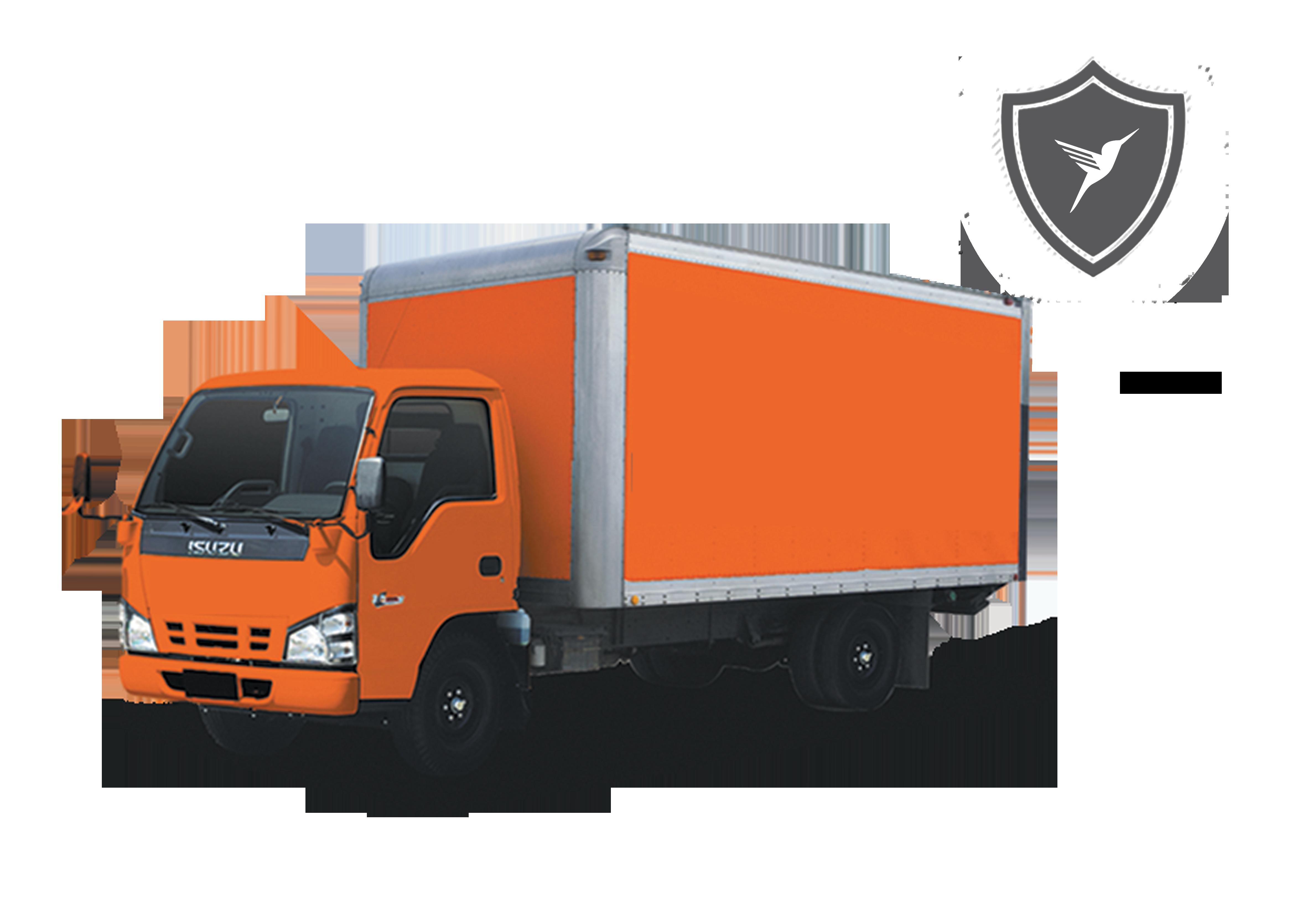 Insured Truck