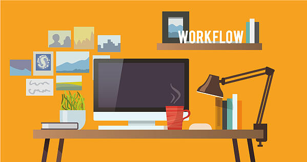 Working From Home Tip #2 - Create A Dedicated Working Space