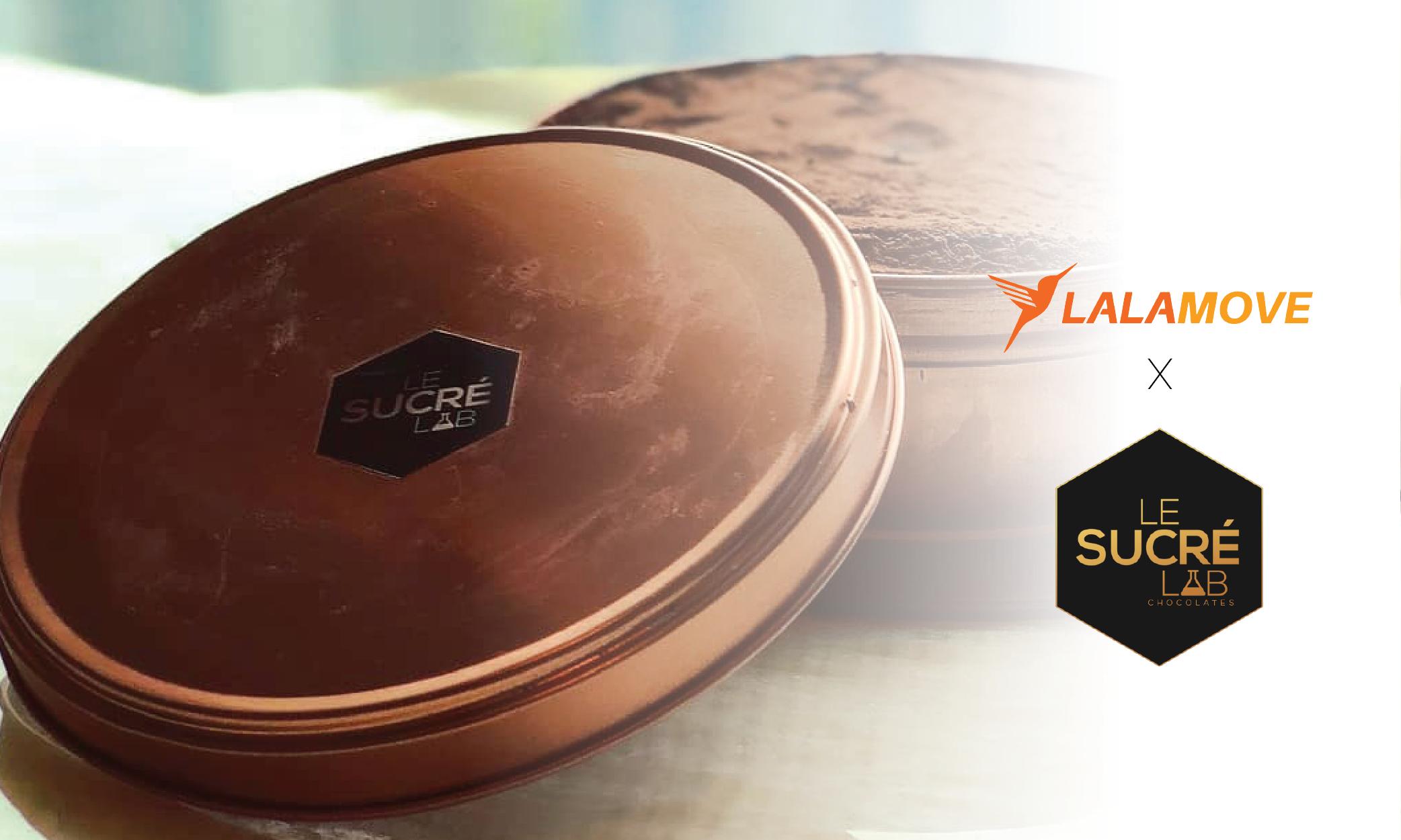 Le Sucre Lab Chocolates