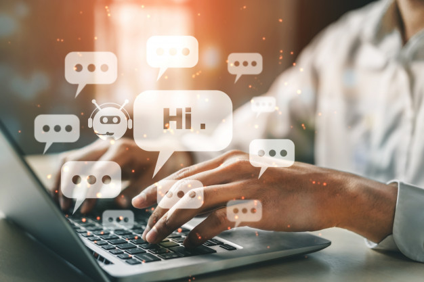ai-chatbot-smart-digital-customer-service-application-concept_31965-6645