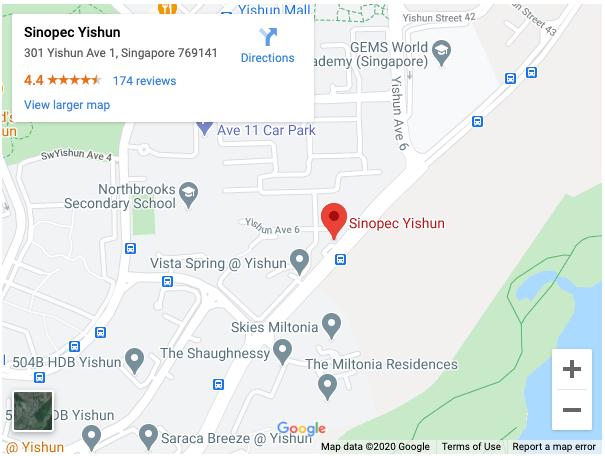 img-FuelDiscount-Sinopec-Yishun ServiceStation