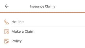 Lalamove app insurance claim2