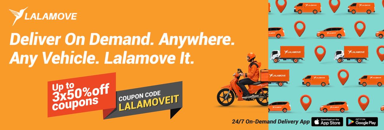 Lets Lalamove It-1