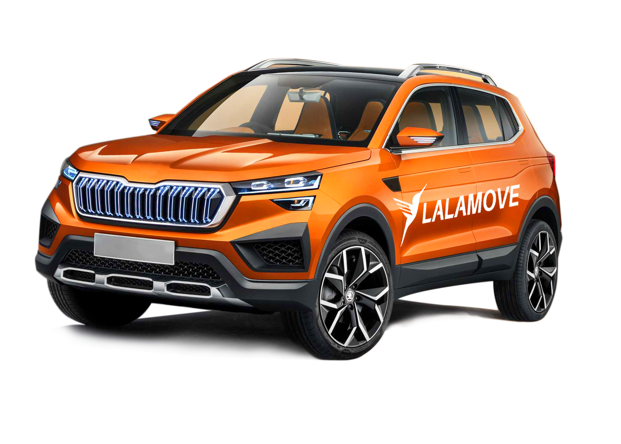 New Vehicle LALAMOVE_SUV