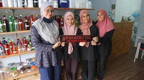 Pakar Botol, a packaging company at your service
