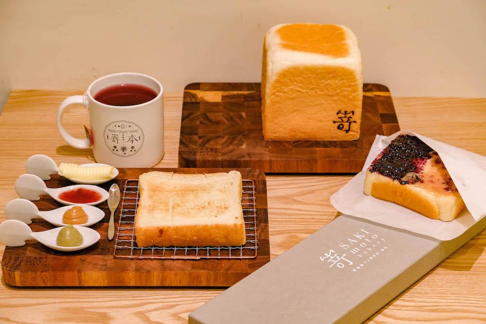SAKImoto-Bakery生吐司