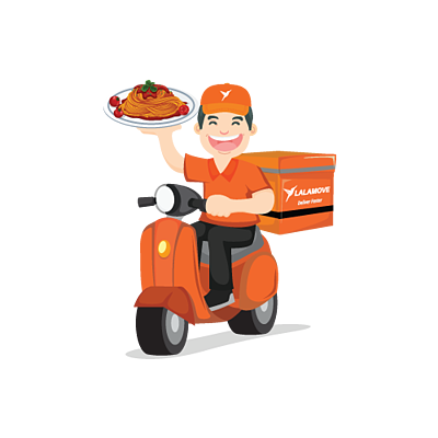 Fuss-free food delivery