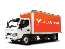 Lalamove on-demand lorry delivery in Singapore