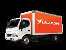 lalamove cebu l300 truck driver
