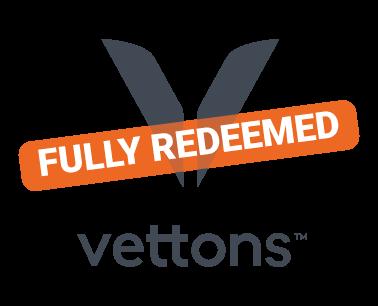 Vettons-Redeemed