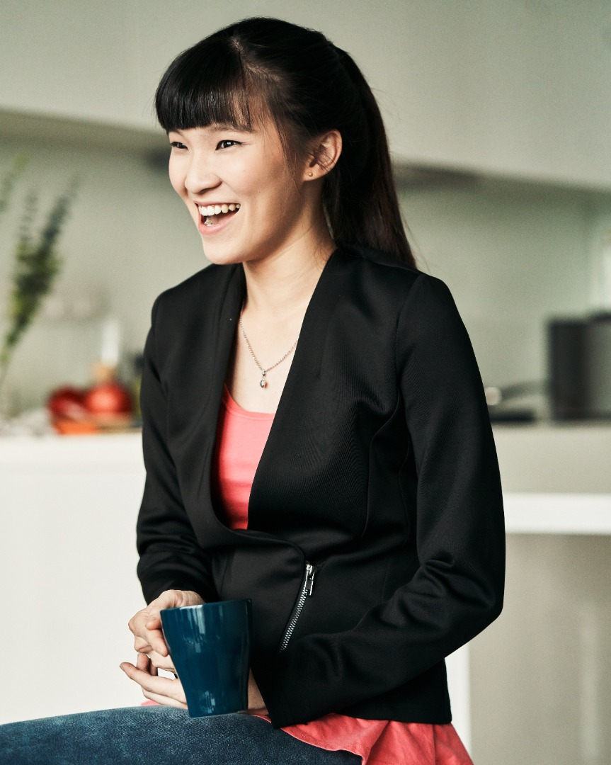 Wendy Wong from Salad Atelier