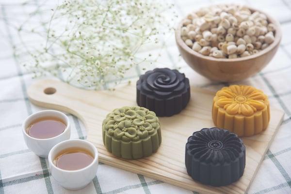 Yu Ai mooncake