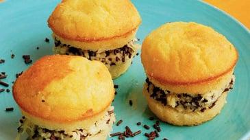 Bibingka Muffins