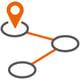 icon_E-commerce路線優化多點配送