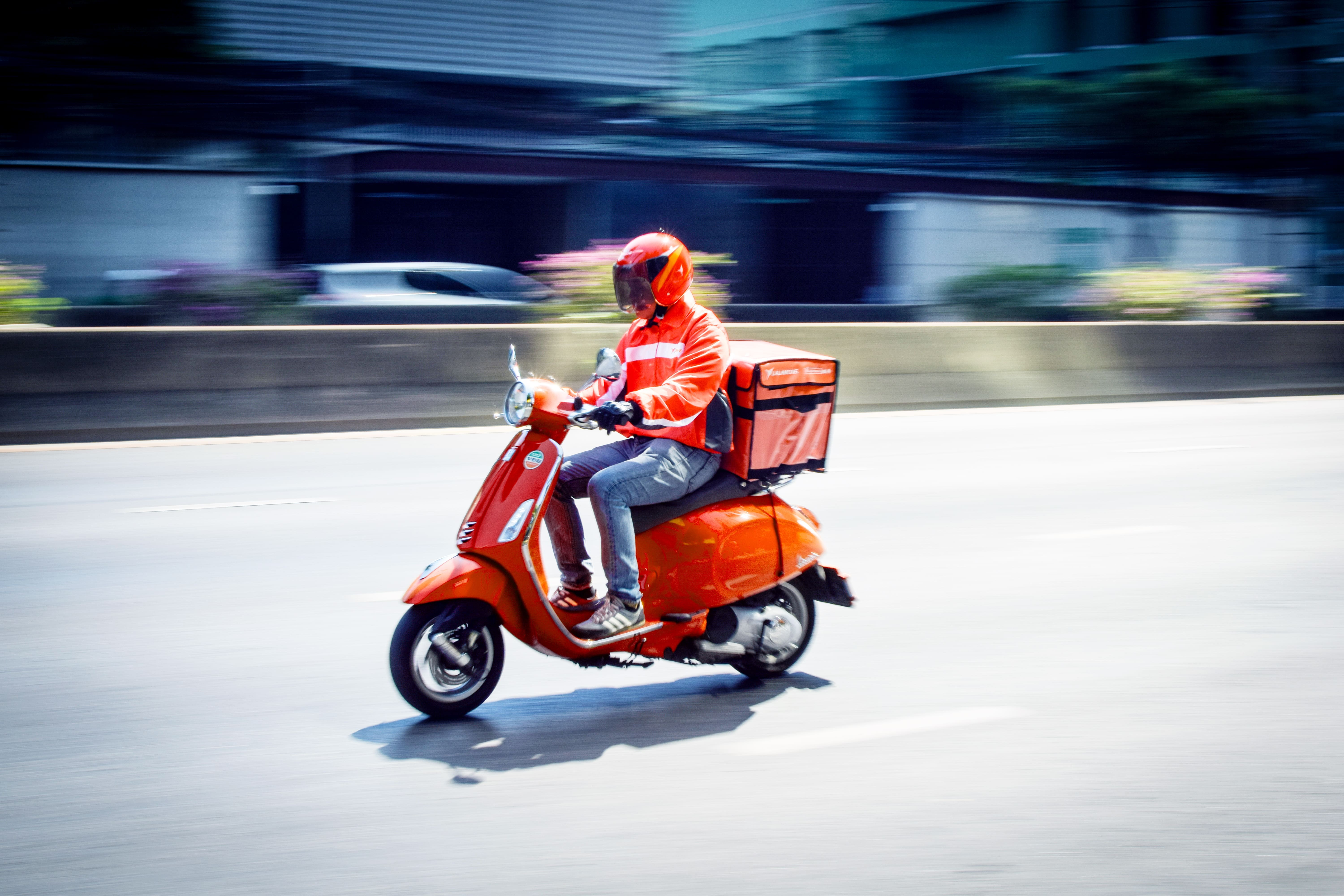 Faster last mile delivery solution