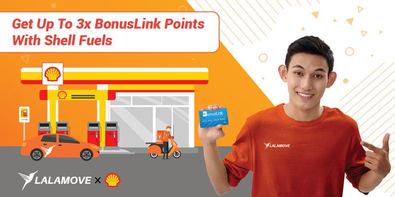 Shell BonusLink Banner Eng