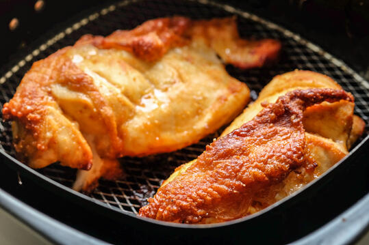 airfryer food lalamove delivery