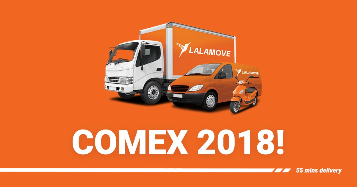 COMEX 2018: Why you should be there