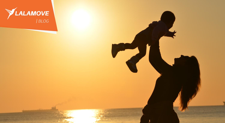 Lalamove 教您喺母親節輕鬆冧盡媽媽