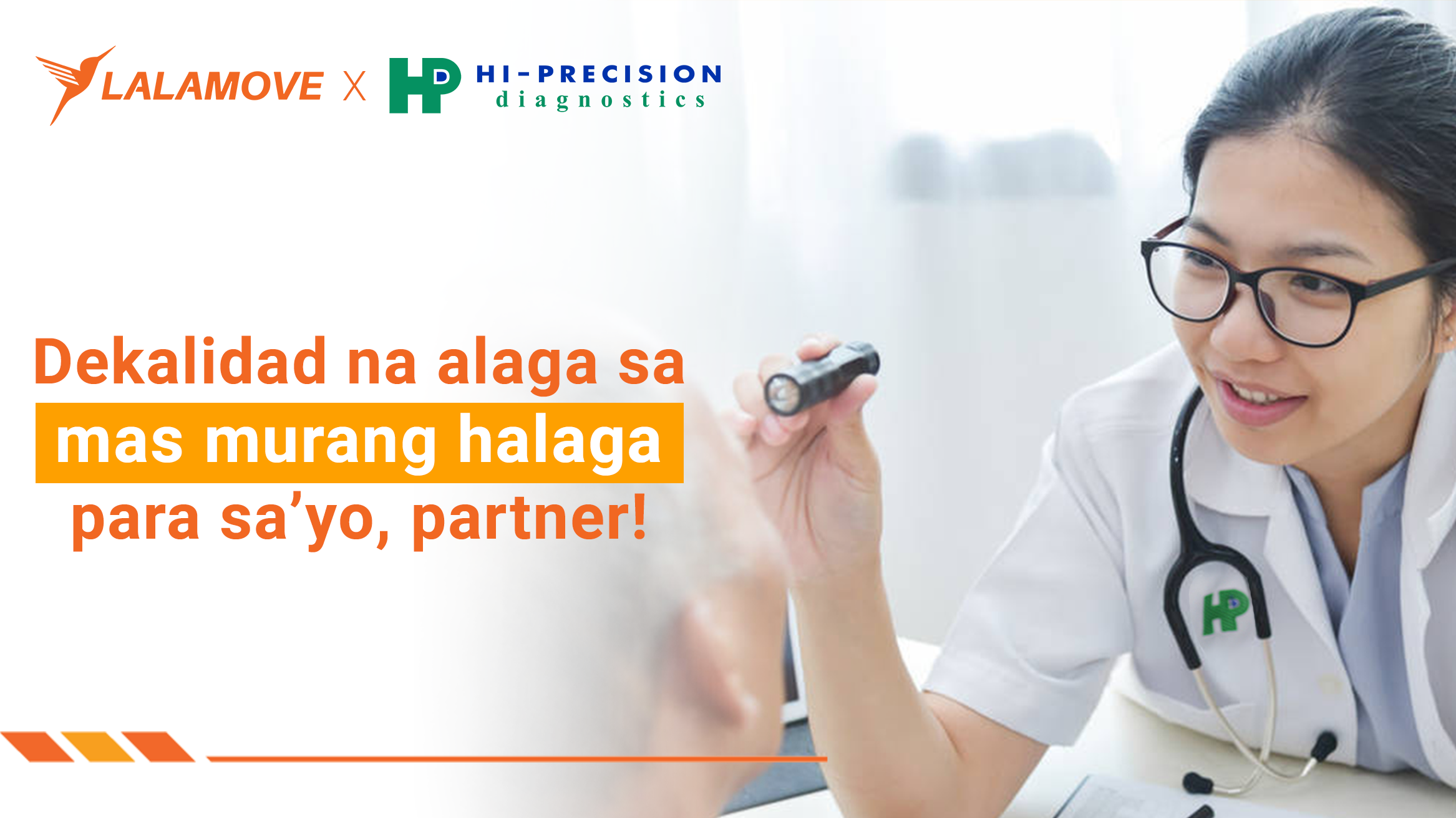 PANALOMOVE: Discount sa Check-up Packages ng Hi-Precision Diagnostics