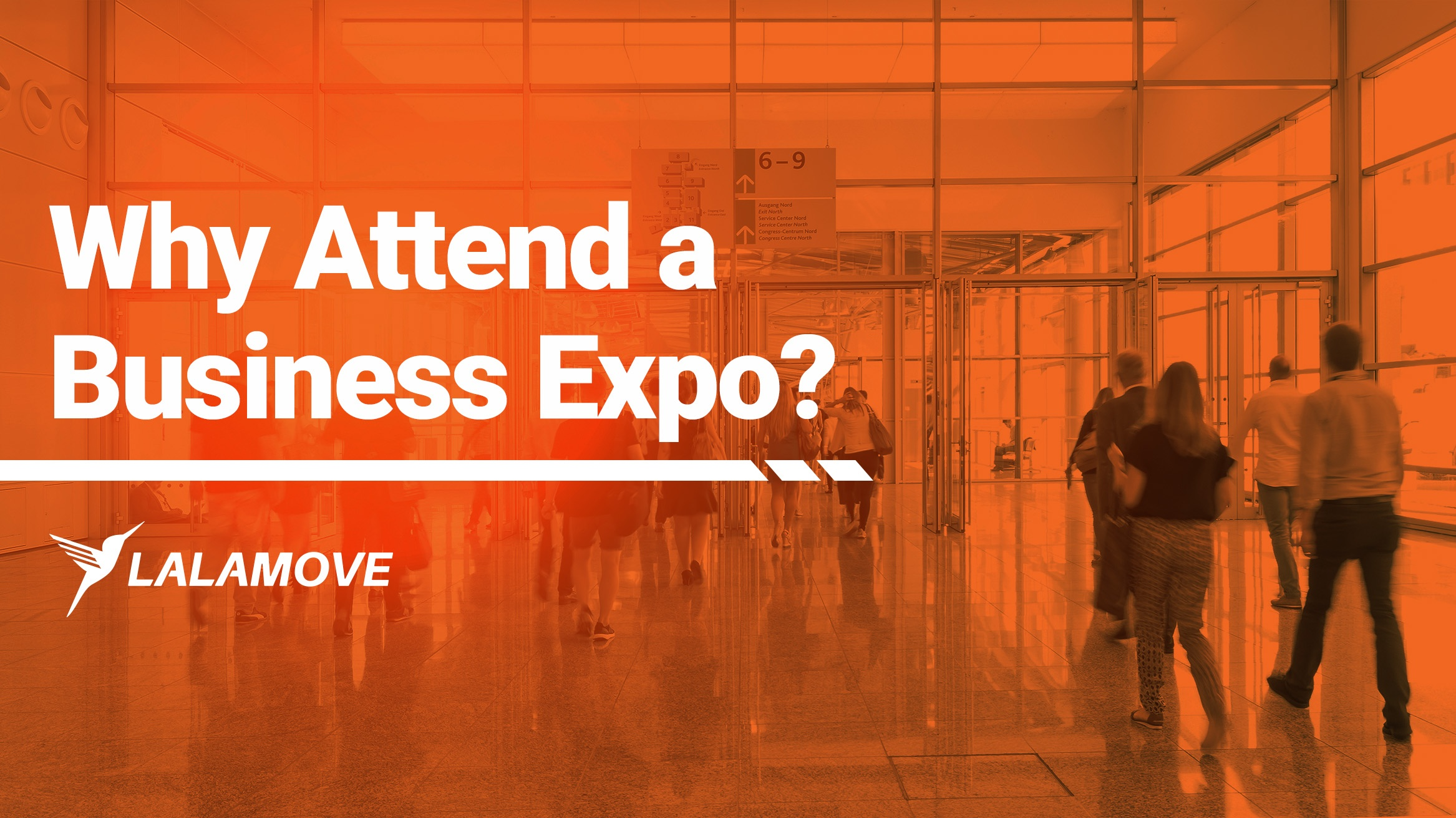 4 Reasons Expos Can Be Beneficial for Your Business!