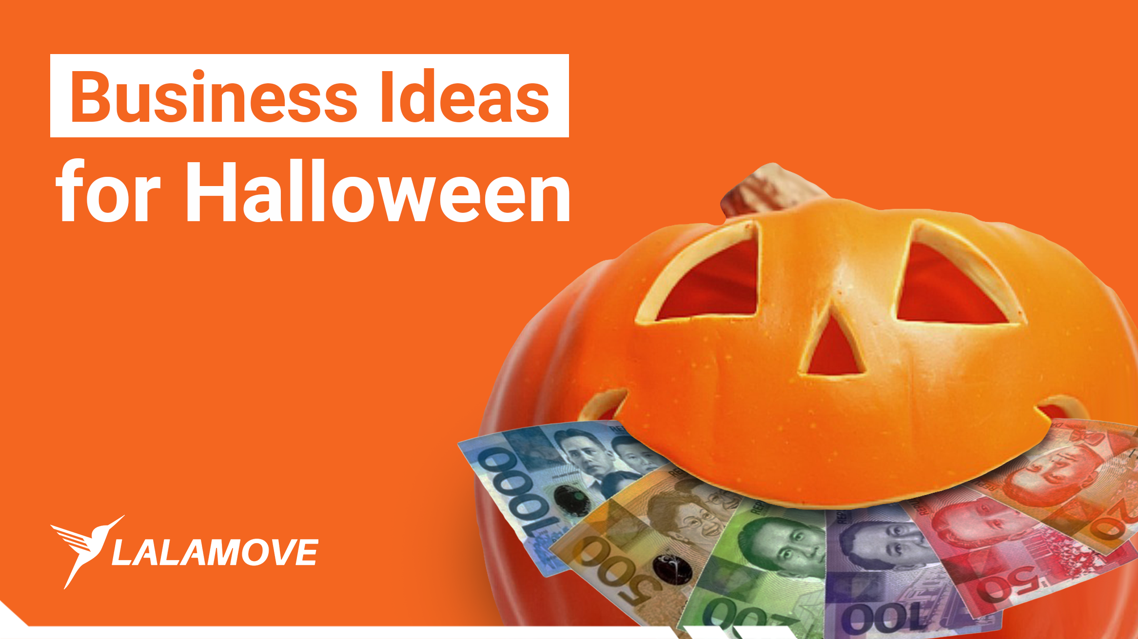 Win This Halloween With These Business Ideas