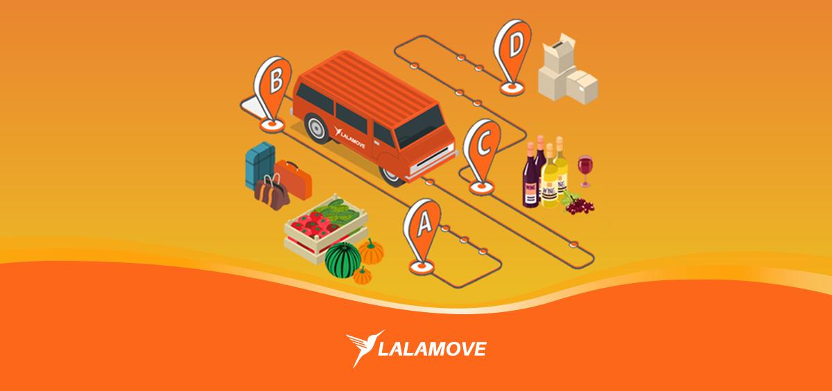 Lalalmove-Multisto-Delivery