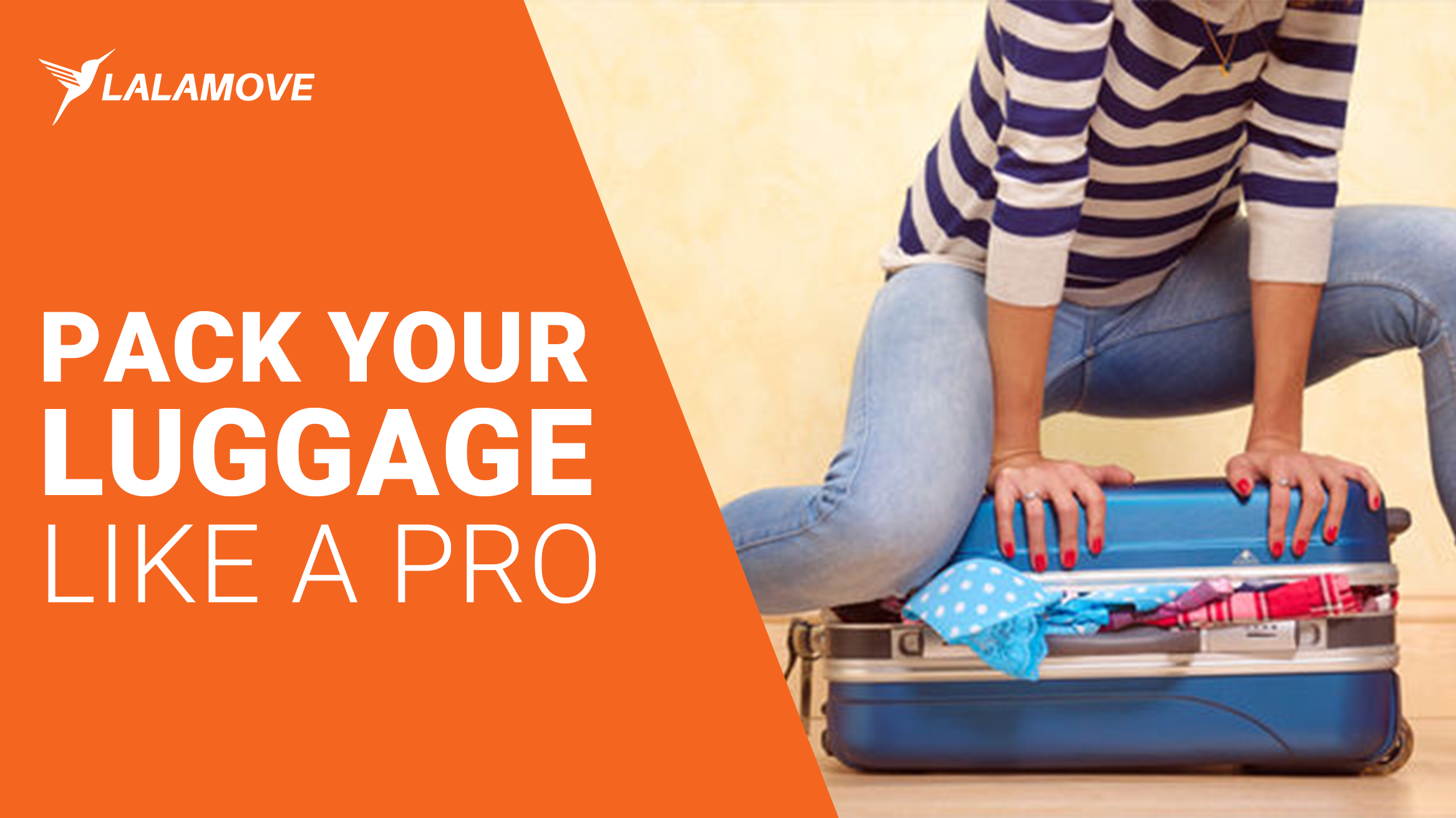 Luggage Packing Hacks for an Easy Travel Experience!