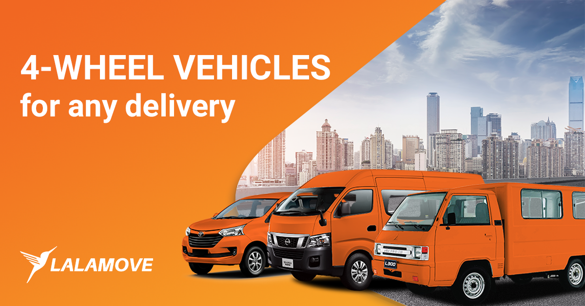 Delivery Van and Truck Rental for All Your Needs