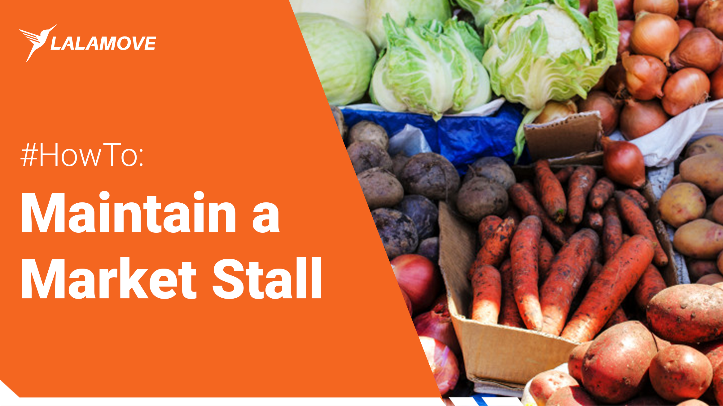 Tips to Maintain a Market Stall