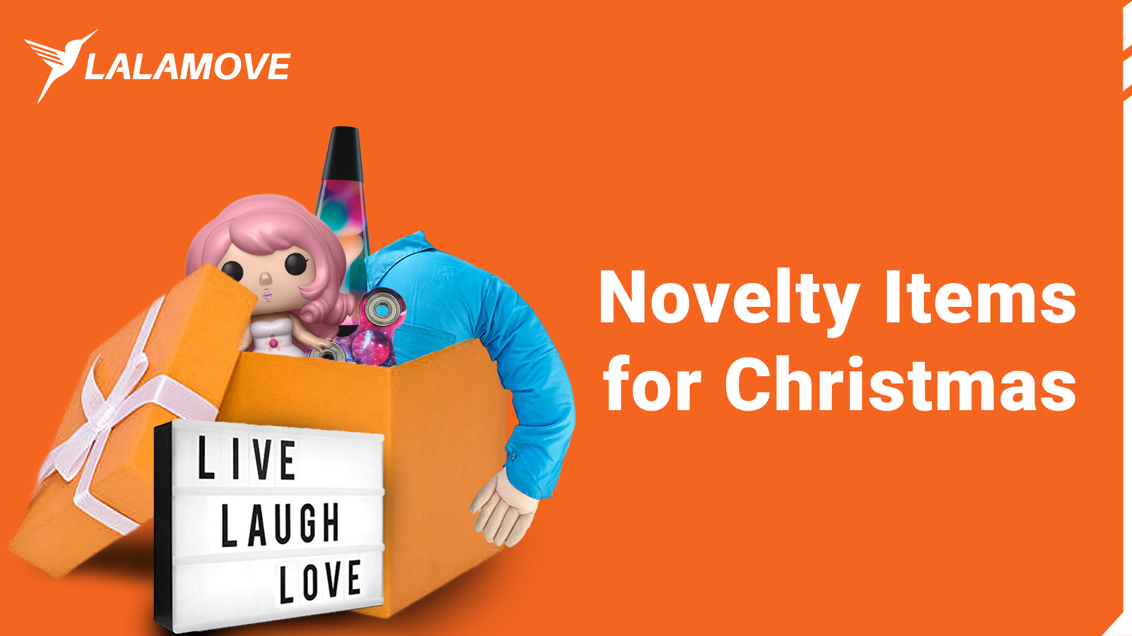 Novelty Items: The Perfect Last Minute Christmas Gift