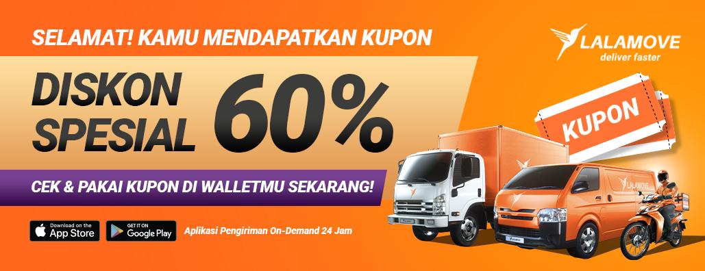 Driver News-Diskon 60%