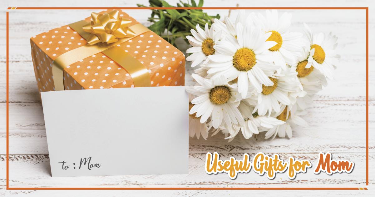 Hadiah untuk Ibu yang bermanfaat dan menarik