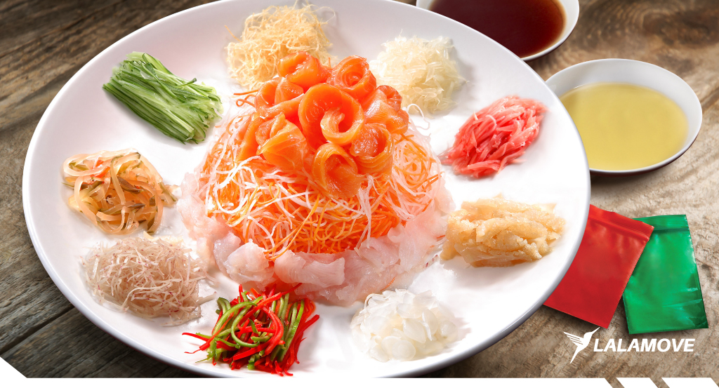 "Yusheng Delivery with Prosperous Promocode ""LOHSANGLA""!"
