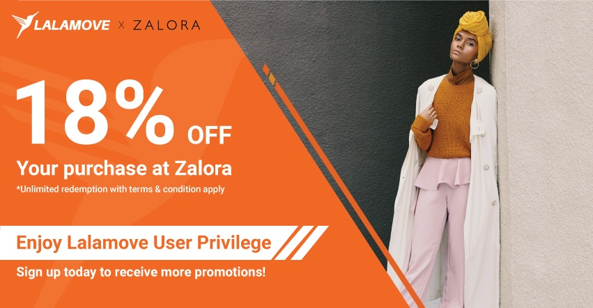 Get The Best Discount Rate to Shop at Zalora!
