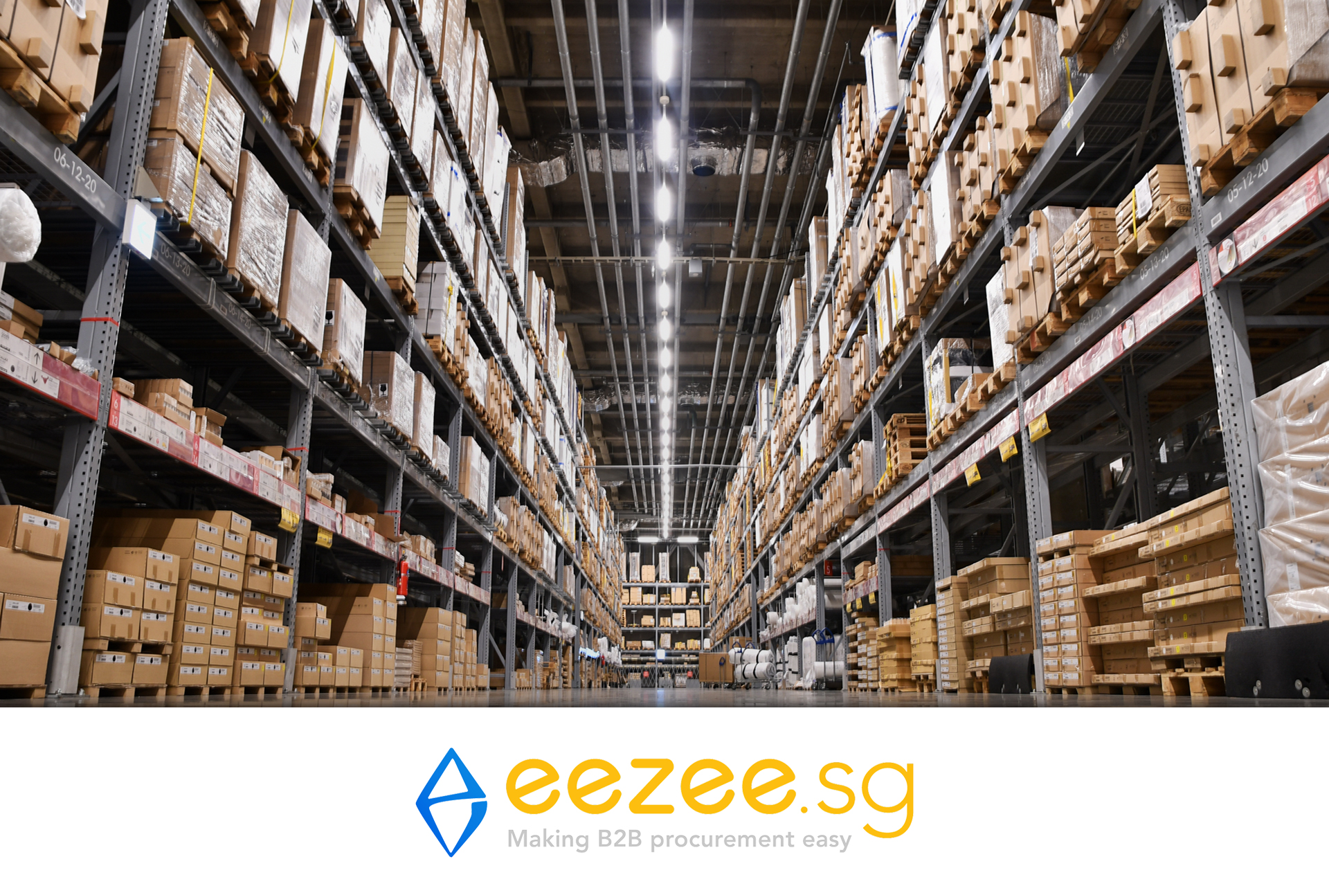 Eezee - On-demand delivery meets B2B ecommerce platform