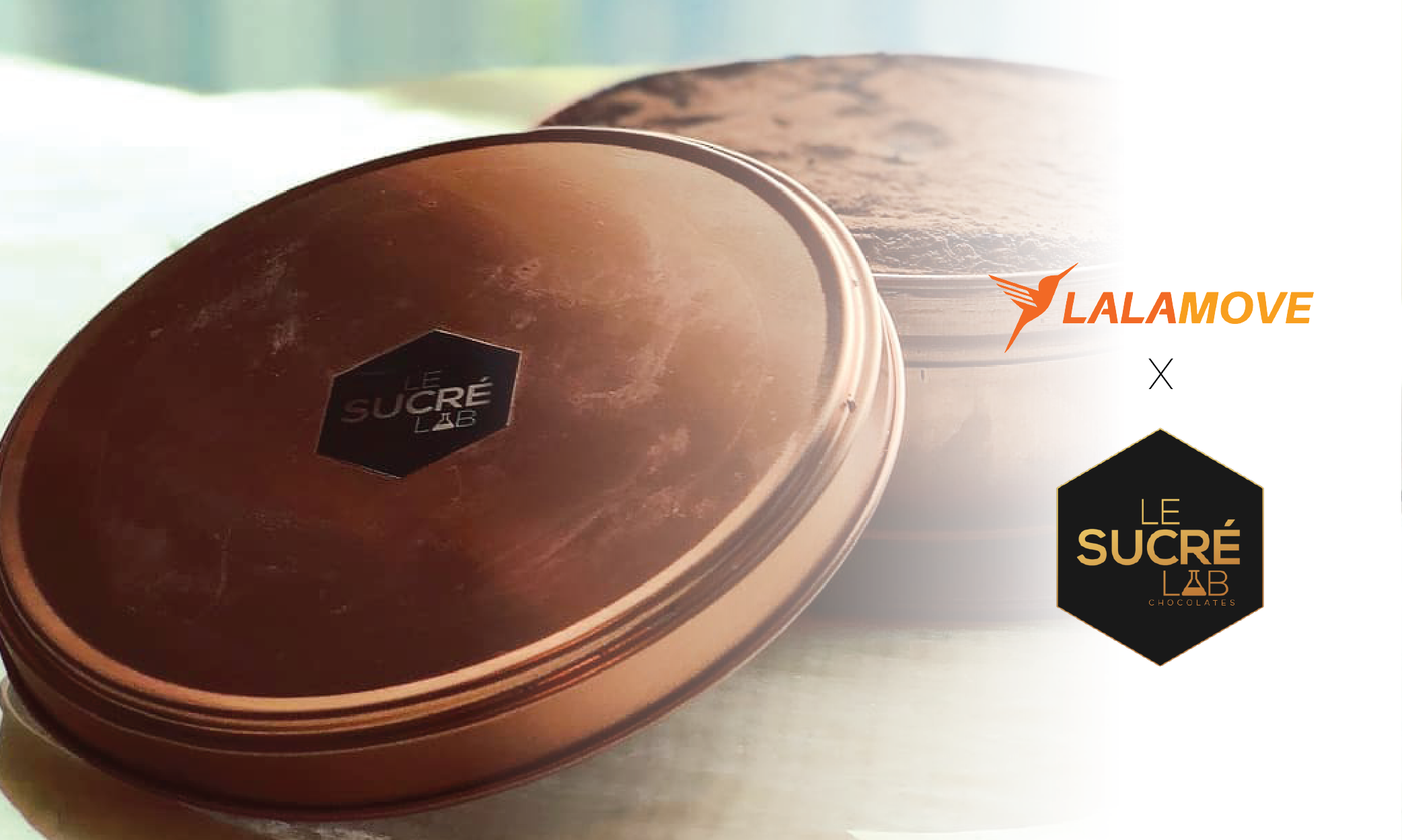 Le Sucré Lab hits the sweet spot of their dessert business with Lalamove