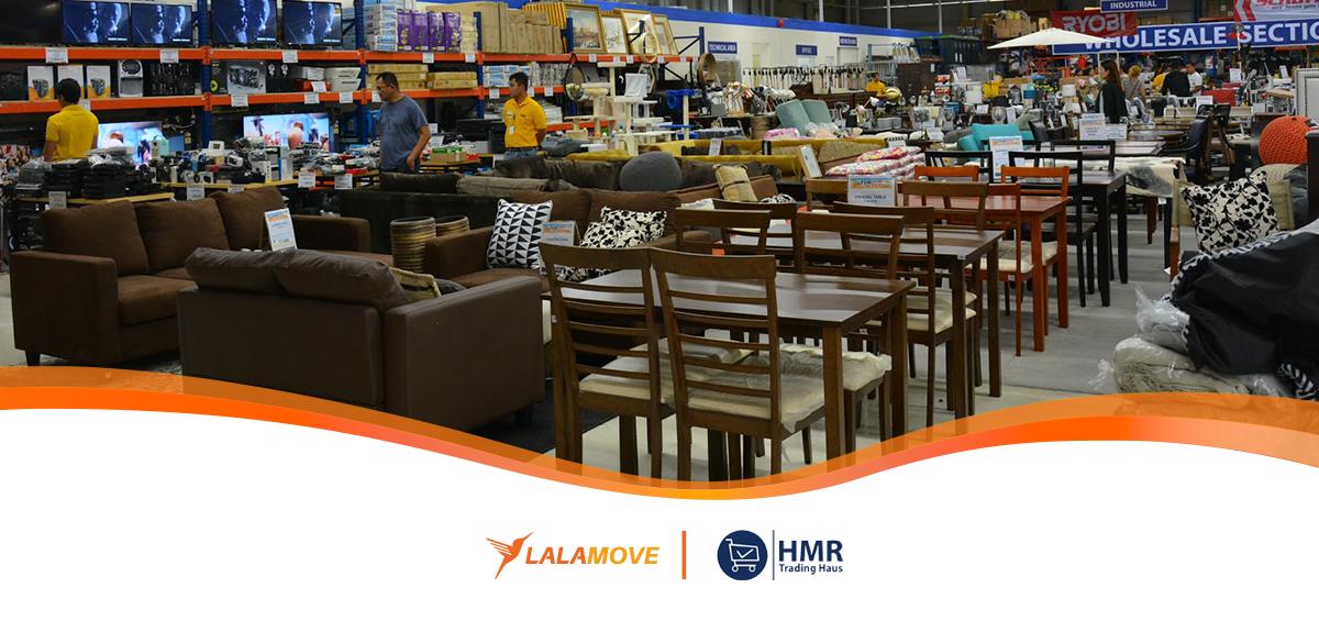 Lalamove-HMR